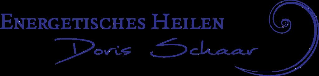 Energetisches Heilen Doris Schaar Logo